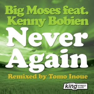 Album Never Again (Tomo Inoue Remix) from Big Moses