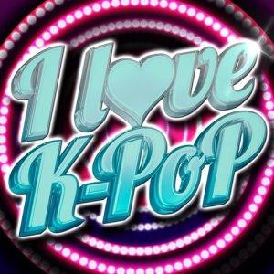 Album I Love K-Pop from K-Pop Nation