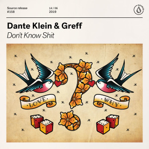 Album Don't Know Shit from Dante Klein