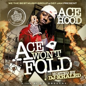 Album Ace Won't Fold from Ace Hood