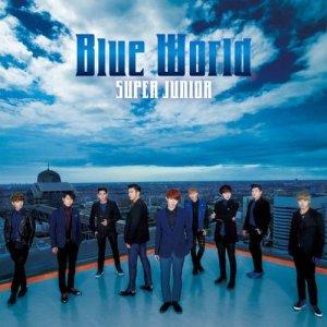 Super Junior的專輯Blue World