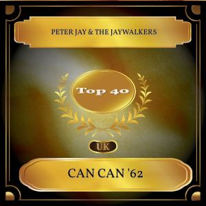 Album Can Can '62 from Peter Jay & The Jaywalkers
