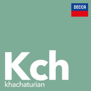 Aram Khachaturian的專輯Khachaturian