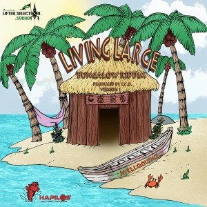 Album Living Large from Melloquence