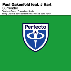 Paul Oakenfold的專輯Surrender