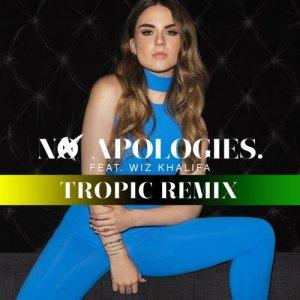 JoJo的專輯No Apologies. (feat. Wiz Khalifa) [Tropical Remix]