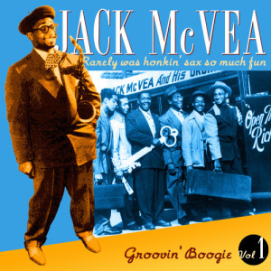 Album Groovin' Boogie from Jack McVea