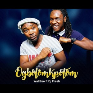 Album Ogbolokpotom from DJ Fresh