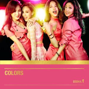 miss A的專輯Colors