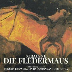 Vilem Tausky的專輯Die Fledermaus