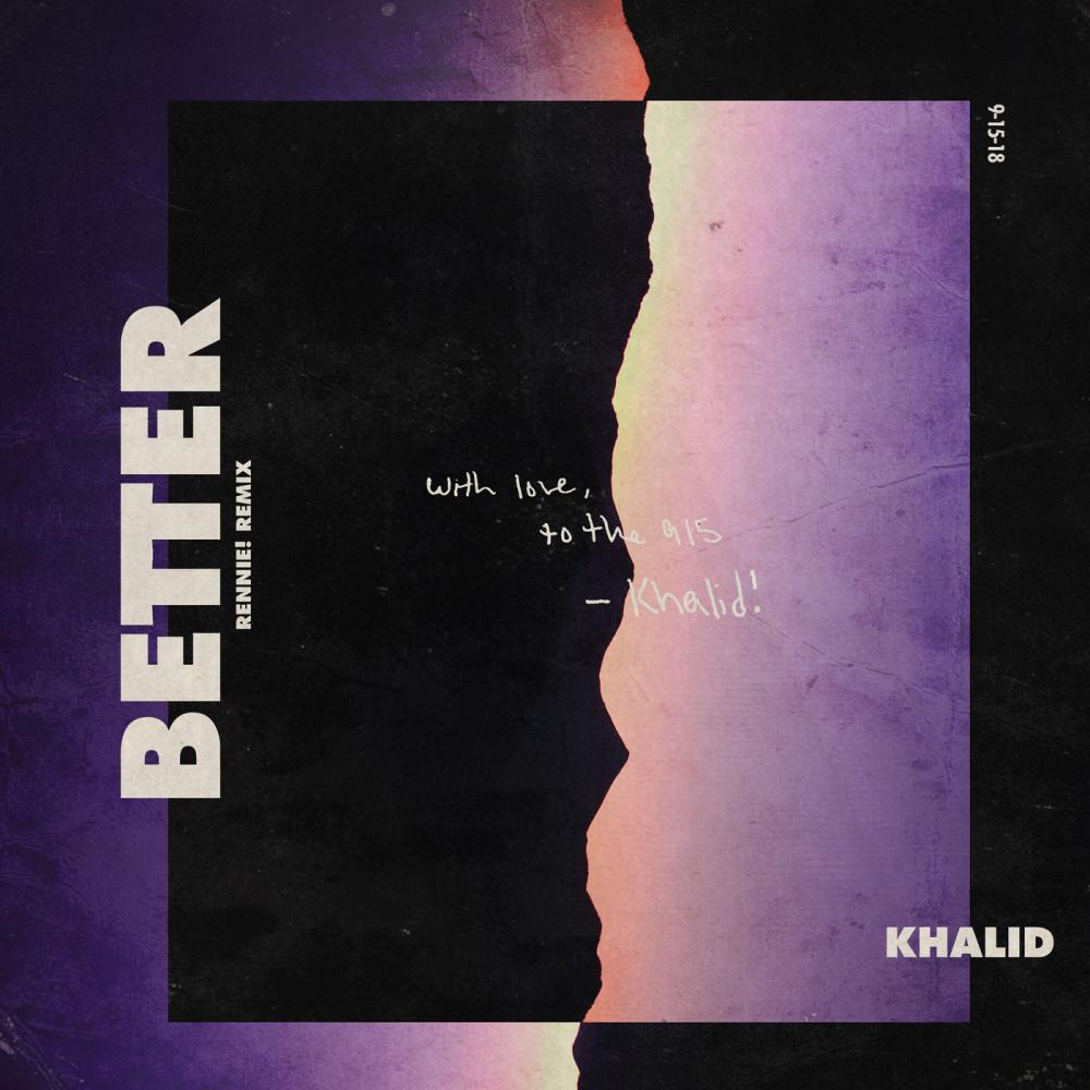 ฟังเพลงอัลบั้ม Better (Rennie! Remix)