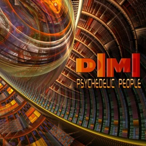 Album Psychedelic people from Dimi