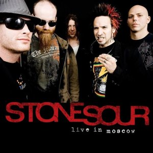 Album Live in Moscow from Stone Sour