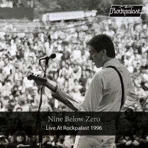 Album Live at Rockpalast from Nine Below Zero