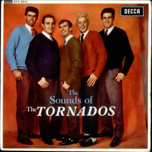 Album Ridin' The Wind from The Tornados