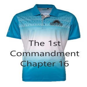 Album The 1st Commandment, Ch. 16 from The Godfathers Of Deep House SA