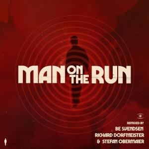Album Man on the Run (Remixes) from Be Svendsen