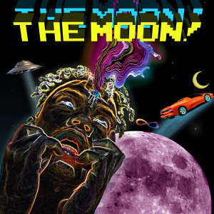 Album The Moon! (Explicit) from Shane Eagle