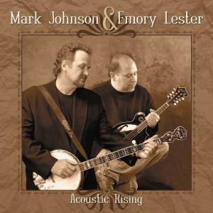 Mark Johnson的專輯Acoustic Rising