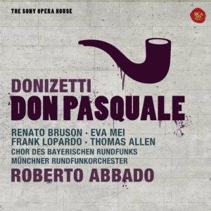 Album Donizetti: Don Pasquale from Roberto Abbado