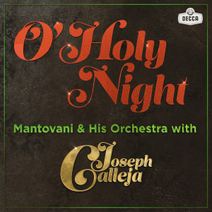 Album O Holy Night from Joseph Calleja