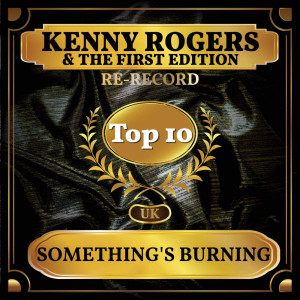 Album Something's Burning from Kenny Rogers