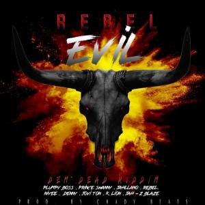 Album Evil (Explicit) from Rebel Sixx