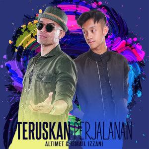 Album Teruskan Perjalanan from Ismail Izzani