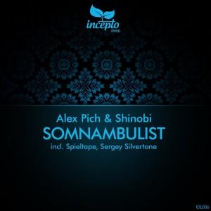 Album Somnambulist from Alex Pich