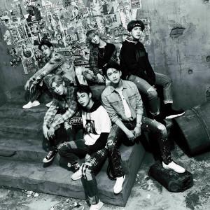 Album THE New Era from GOT7