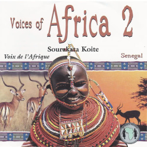 Album Voices of Africa - Volume 2 from Sourakata Koite
