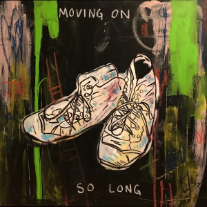 Album Moving on (So Long) from Blue October
