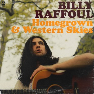 Album Homegrown & Western Skies from Billy Raffoul