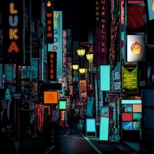 Listen to Love Glow song with lyrics from Luka