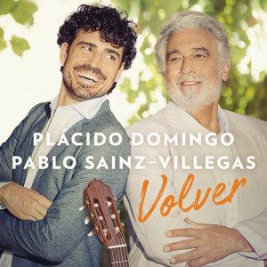 Album Volver from Plácido Domingo