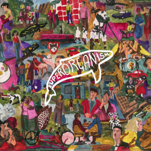 Album Gang Gang Schiele from Superorganism