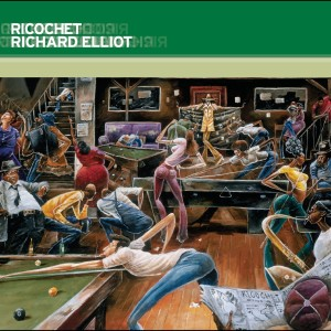 Ricochet 2003 Richard Elliot