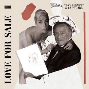 Lady GaGa的專輯Love For Sale
