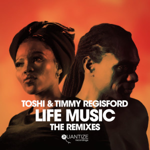 Album Life Music (The Remixes) from Toshi