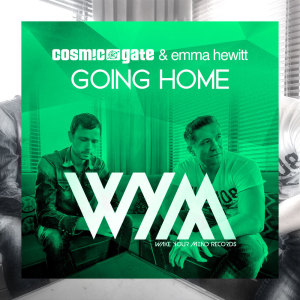 Album Going Home from Cosmic Gate