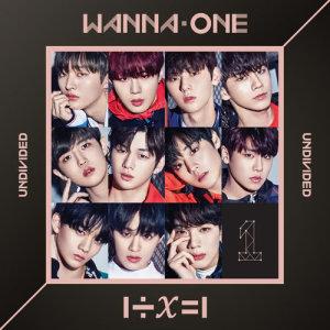Wanna One的專輯1÷X=1 (UNDIVIDED)