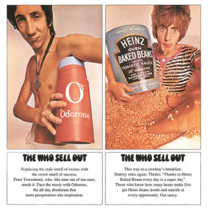 The Who的專輯The Who Sell Out