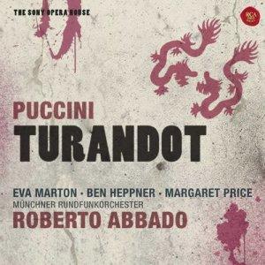 Album Puccini: Turandot from Roberto Abbado