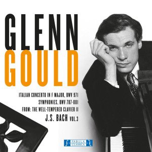 Glenn Gould的專輯Glenn Gould - J.S Bach Vol.3