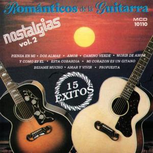 Album Nostalgias Vol. 2 from Románticos De La Guitarra
