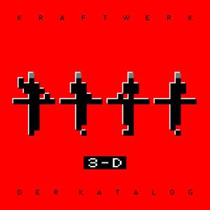 Album 3-D Der Katalog (German Version) from Kraftwerk