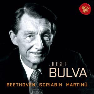Album Beethoven, Scriabin & Martinu: Piano Sonatas from Josef Bulva