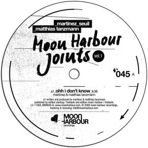 Moon Harbour Joints Vol.1