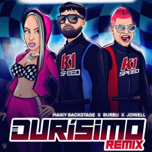 Jowell的專輯Durísimo (Remix)