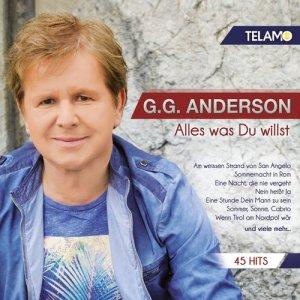 G.G. Anderson的專輯Alles was Du willst
